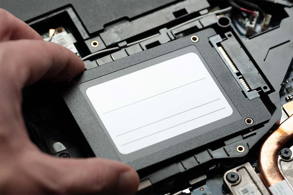Instalar Disco SSD en portátil