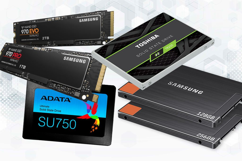 Top SSD 2020