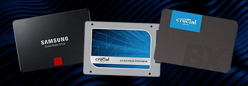 5 de los Mejores SSD de 256GB